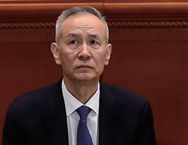 中美貿易談判的中方牽頭人劉鶴,似乎與黨媒唱反調,強調科技領域「作風要低調」,努力突破關鍵技術。( WANG ZHAO/AFP/Getty Images)