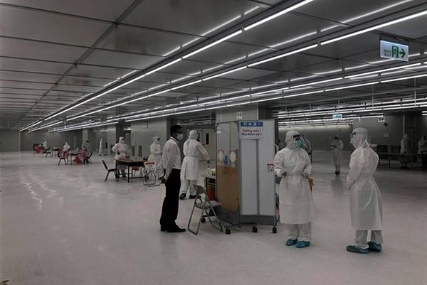 亞洲各國疫情升溫 全球供應鏈出現新瓶頸