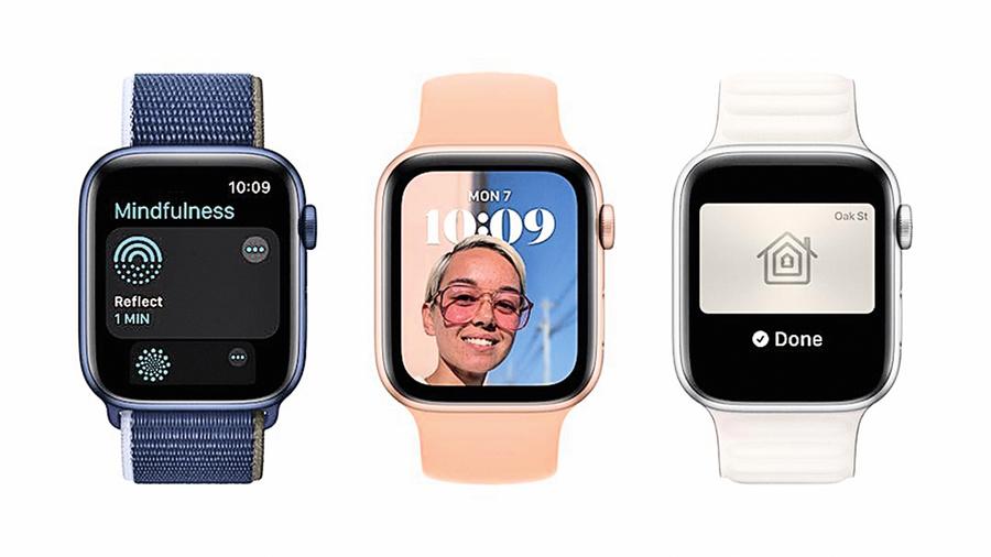 Apple Watch大量新功能登場 iPadOS macOS也有更新