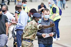 變種病毒迅速蔓延 英國或延後解封