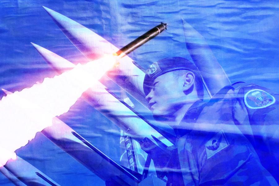 【軍事熱點】核軍備白熱化 世界核武庫存停止下降
