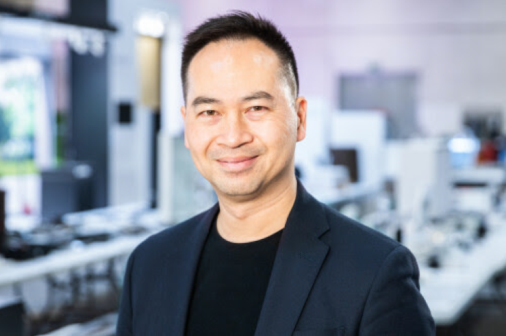 香港設計中心委任黃偉祖博士為新CEO