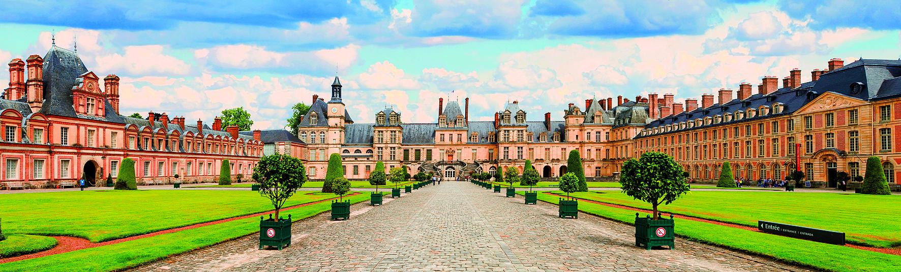 楓丹白露宮:法國文藝復興的靈感之源