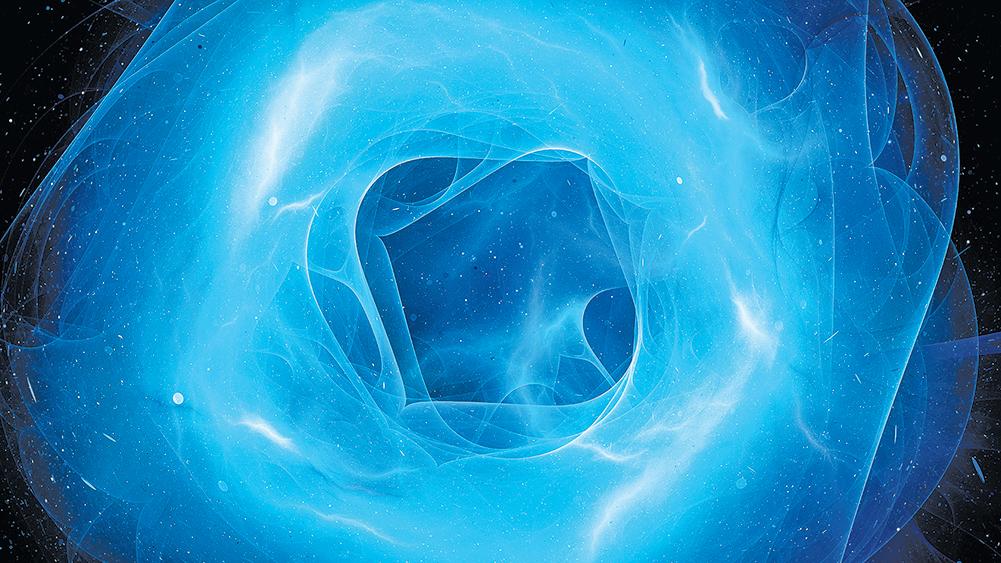 宇宙初期「水一樣的物質」 產生基本粒子