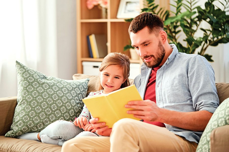 教小孩子學會閱讀的七個簡單策略(二)