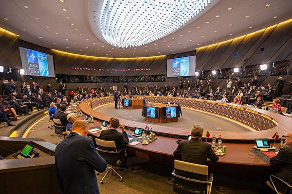 6月14日,北約成員國首腦在比利時的布魯塞爾舉行峰會,中共的挑戰被正式列入議題。(北約NATO官網)