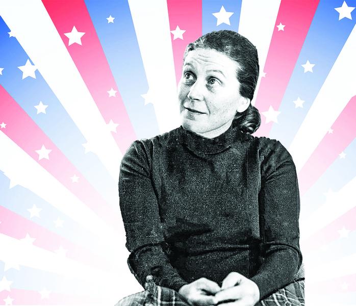 真理和自由 是逃亡者的方向 史太林的女兒 叛逃美國