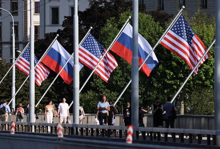 美俄首腦會面 俄羅斯淡化與中共戰略關係