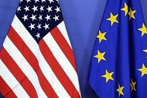 攜手對抗中共 美歐暫停關稅戰
