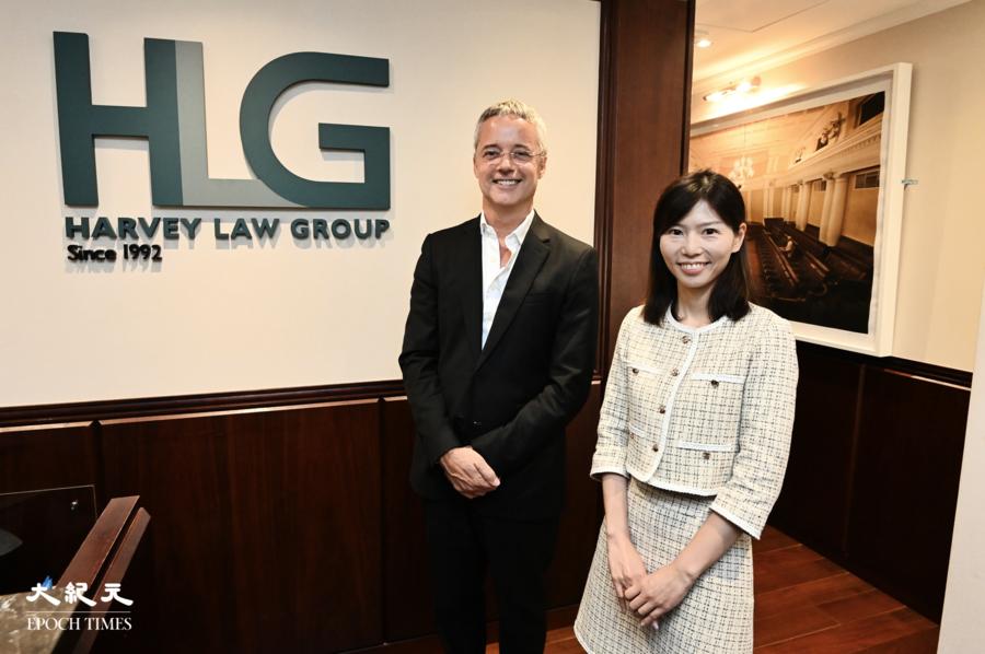 哈維法律:移民需求持續高企 家庭客戶年輕化【影片】