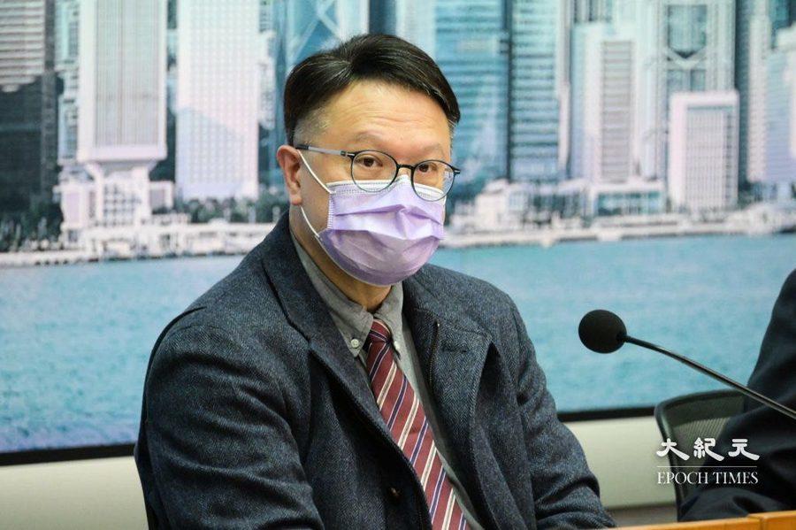 許樹昌:泰急凍食品包裝傳染機會不大  涉事食品商已停售該產品