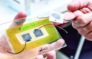 可充電可降解  3D打印紙電池問世