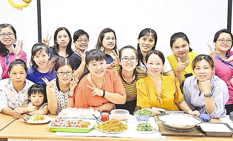 越南家鄉味 香氣四溢的越式粿