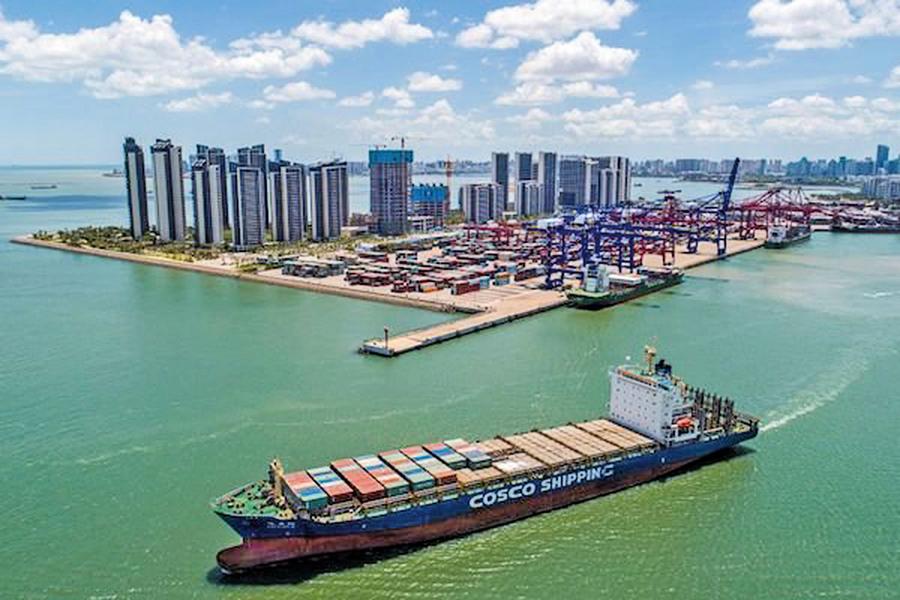 【 財商天下】海運大混亂 海運大混亂 中國撿了大便宜?