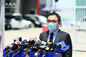 再搜蘋果|稱《蘋果》有文章呼籲外國制裁  李桂華警告市民不要轉發招惹嫌疑