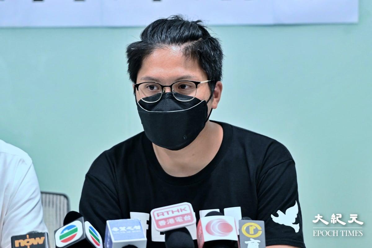 冼卓嵐認為,不論是記者抑或讀者,均難以理解執法標準,令香港人面對國安法這片「紅海」根本無所適從,並直斥警方的執法動機早已成司馬昭之心。資料圖片。(宋碧龍/大紀元)