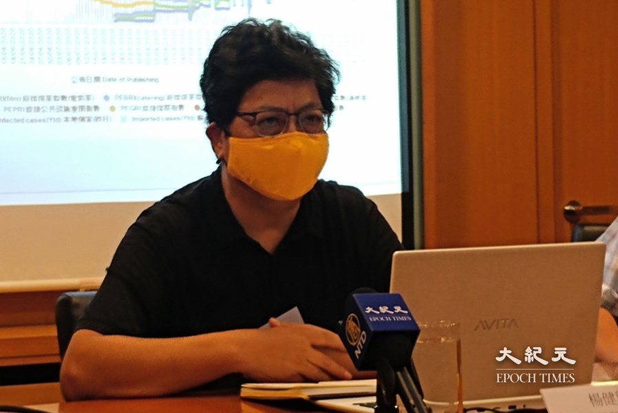 再搜蘋果 超過500警力 楊健興:難以用文字形容的恐怖