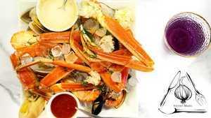 【美食「達」人】夏日自製冰鎮海鮮餐 勝瓜花甲粉絲煲