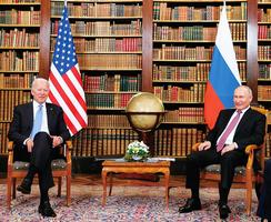 美俄峰會後 拜登普京各自舉行記者會