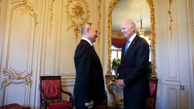 中共噩耗 美俄峰會意外發表聯合聲明開啟戰略對話