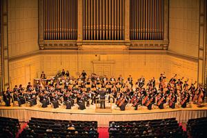 神韻交響樂團亞洲首巡演