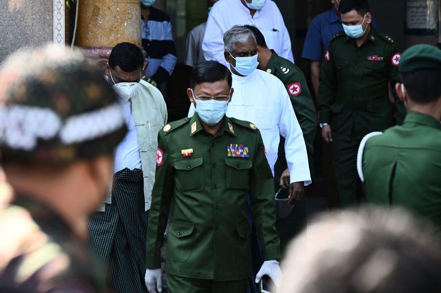 中共加劇緬甸亂局 撈取經濟和軍事利益