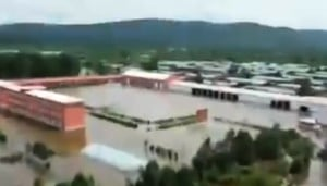 【前線採訪】大興安嶺洪水 四百人被困 鐵路被毀