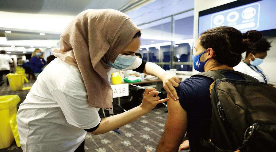逾95%確診者感染變種病毒