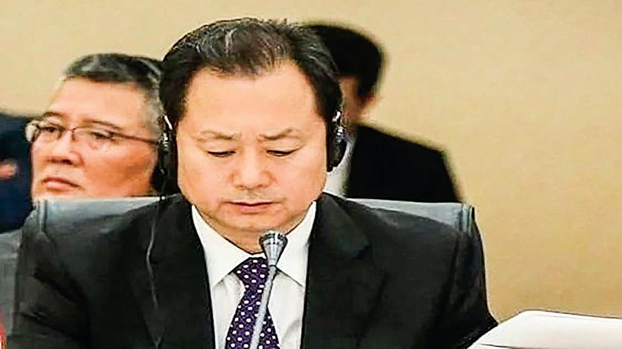 美媒:中共國安副部長逃美國