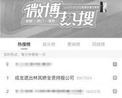 成龍退出林鳳嬌全資持股公司 引發婚變猜測