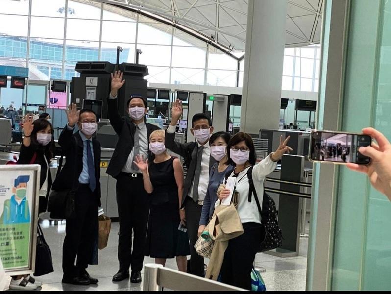 台駐港官員遭限期離境 陸委會發六點聲明回應