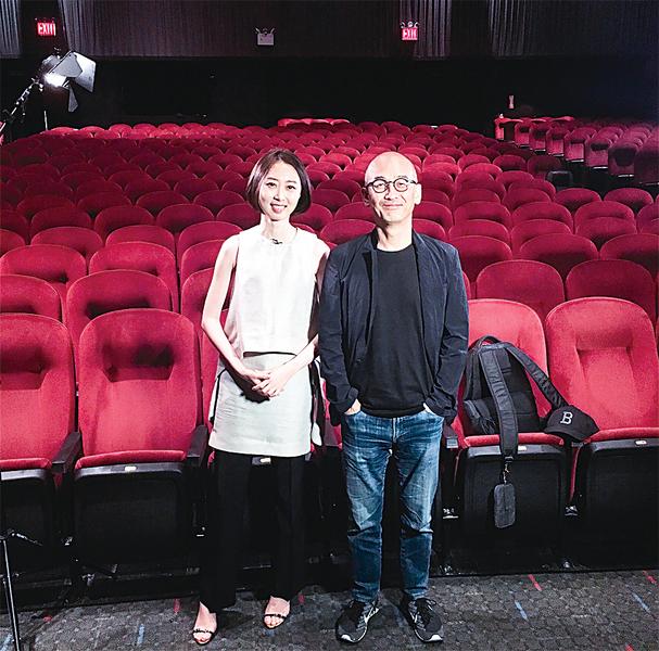 專訪 南韓歷史劇巨匠導演李濬益