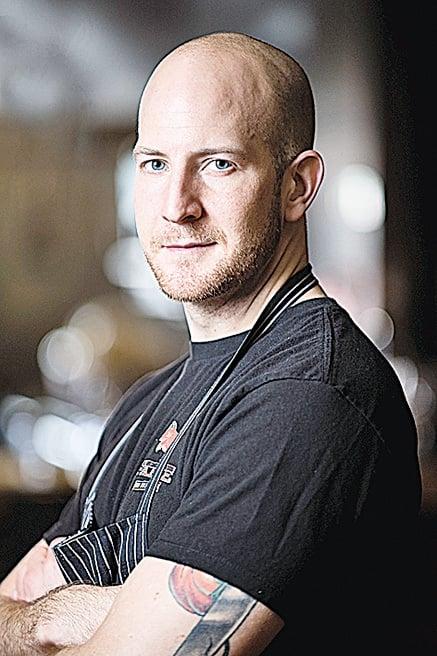 專訪名廚 加頂級廚師Trevor Bird:成為更好的自己