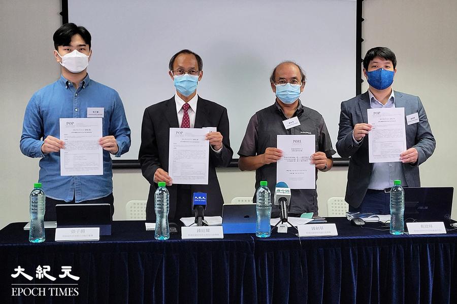 香港本土身份認同評分跌 鍾劍華:暴力處理香港問題 必然後果就是反作用