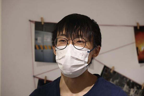 專訪本土青年意志召集人羅子維:懷有希望「純粹因為我想留低在香港」