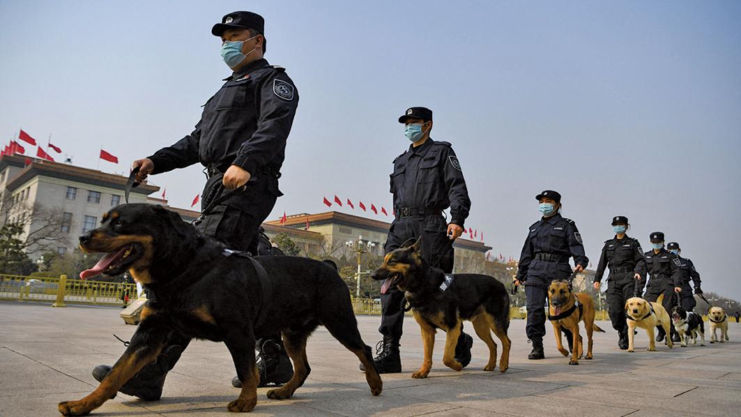 中共「百年」臨近 北京半戒嚴