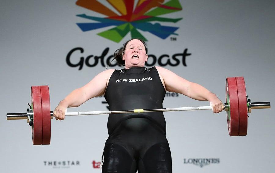 奧運會首例 變性選手參賽 惹議