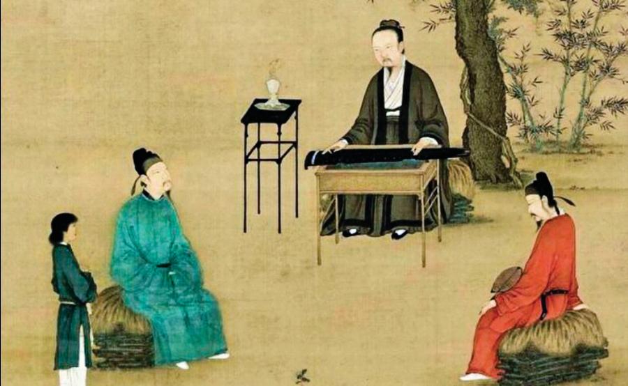 傳統文化趣談 古代的「隨身聽」