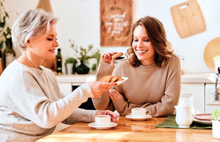 喝咖啡配甚麼最適合? 自製點心安心吃