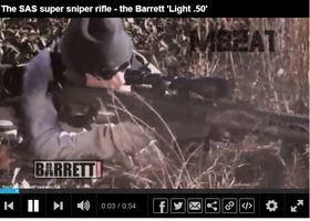 英狙擊手1500米外一槍射爆IS份子 救12人