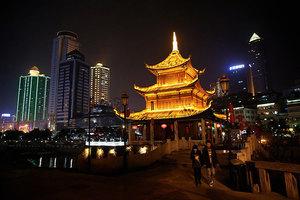 美國智庫給中國城市排名 你想不到誰第一