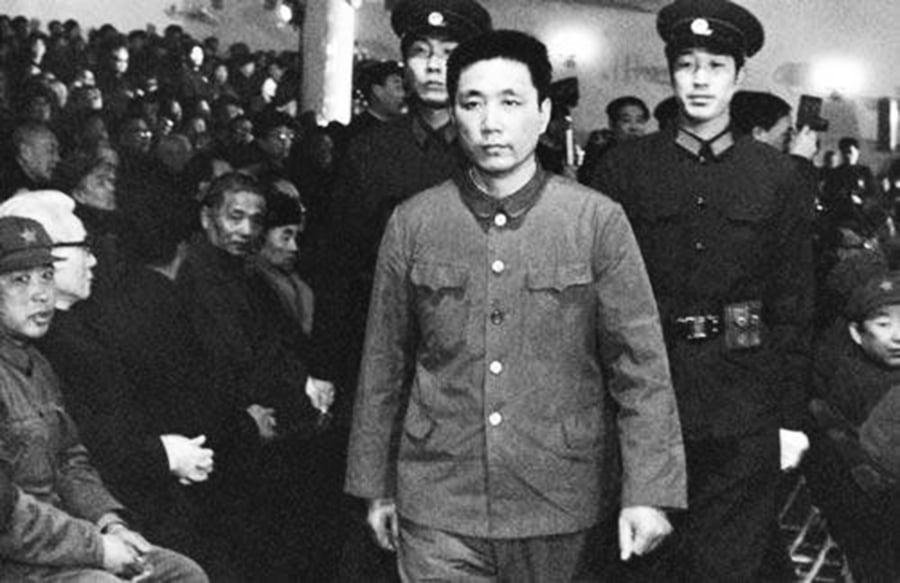 毛澤東接班人王洪文之死