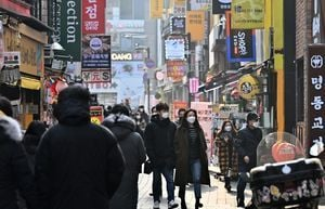【韓民信心】6月整體續升 就業機會信心42個月來首樂觀