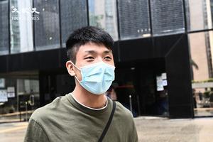 七一佔領立法會案|鄒家成、劉頴匡等上庭  押後至9月再訊