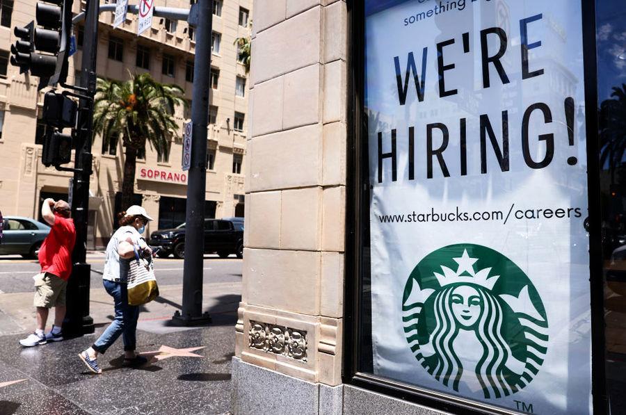 【美國失業】首領救濟維持逾41萬人 續領人數339萬