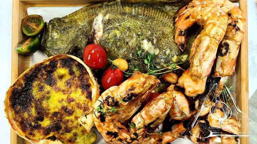 【美食「達」人】豐盛宴客海鮮大餐
