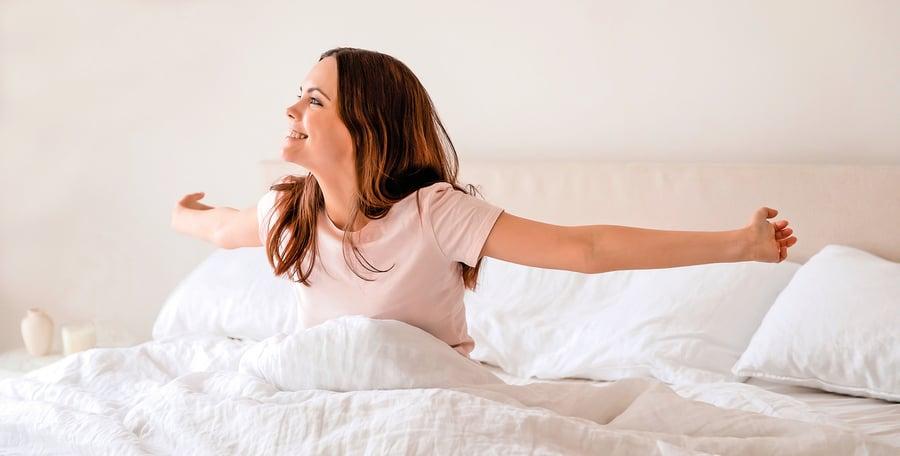 早起保養 眼睛、臟腑 改善便秘 四個養生操一次到位