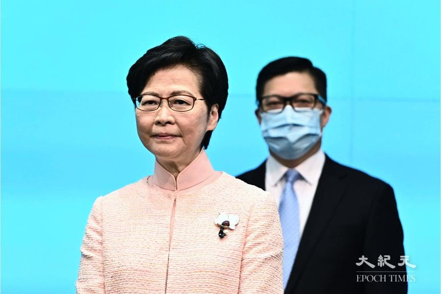 【政壇變動】李家超任政務司司長 代替張建宗 (更新)