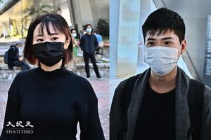 六四集結案|岑敖暉、袁嘉蔚就刑期上訴 申請保釋候訊被拒