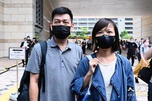蘋果日報前副社長陳沛敏 入稟高院促警方交回新聞材料